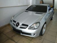 Mercedes-Benz SLK Class: Mercedes SLK 200 Silver sgt Mulus (WhatsApp Image 2017-11-22 at 2.39.41 PM(1).jpeg)
