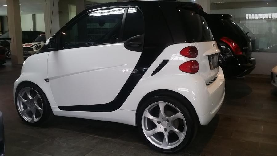 Mini smart fortwo passion coupe 2011 for Mercedes benz smart fortwo