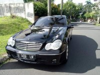 Jual Mercedes-Benz C Class: Mercedes benz c230 elegance 2007 pribadi keren
