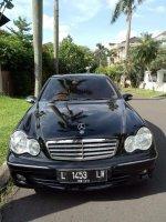 Mercedes-Benz C Class: Mercedes benz c230 elegance 2007 pribadi keren (FB_IMG_1512205961309.jpg)