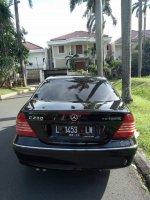 Mercedes-Benz C Class: Mercedes benz c230 elegance 2007 pribadi keren (FB_IMG_1512205968236.jpg)