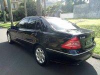 Mercedes-Benz C Class: Mercedes benz c230 elegance 2007 pribadi keren (FB_IMG_1512205971264.jpg)