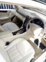 Mercedes-Benz C Class: Mercedes benz c230 elegance 2007 pribadi keren (FB_IMG_1512205987894.jpg)