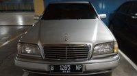 Mercedes-Benz C Class: Dijual Mercedes Benz C.200 Elegance tahun 1996, automatic (A/T) (36747468-d938-44b0-a2fd-71bab1776399.jpg)
