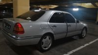 Mercedes-Benz C Class: Dijual Mercedes Benz C.200 Elegance tahun 1996, automatic (A/T) (WhatsApp Image 2016-09-04 at 17.28.31.jpeg)