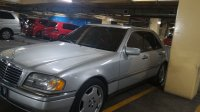 Mercedes-Benz C Class: Dijual Mercedes Benz C.200 Elegance tahun 1996, automatic (A/T) (WhatsApp Image 2016-09-04 at 17.28.32.jpeg)