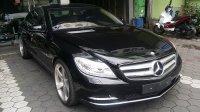 Mercedes-Benz CL Class: mercy CL500  facelift km rendah ATPM