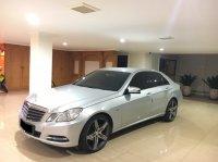 Mercedes-Benz: 59.000KM orisinil jual murah mercedes benz E200 2012