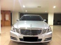 Mercedes-Benz: 59.000KM orisinil jual murah mercedes benz E200 2012 (S__13115408 copy.jpg)