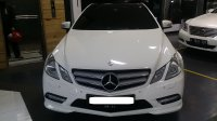 Mercedes-Benz E Class: mercedes Benz E250 Coupe CGI Blue Efficiency 2012 (20180110_165146.jpg)