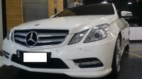 Mercedes-Benz E Class: mercedes Benz E250 Coupe CGI Blue Efficiency 2012 (20180110_165208.jpg)