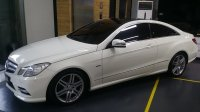 Mercedes-Benz E Class: mercedes Benz E250 Coupe CGI Blue Efficiency 2012 (20180110_165120.jpg)