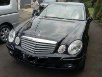 Mercedes-Benz E Class: Mercy E230 7GTronic Elegance (005.jpg)