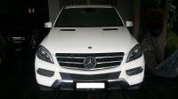 Mercedes-Benz ML Class: mercedes Benz ML250 CDI CKD Istimewa