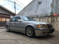 Jual Mercedes-Benz C Class: C230 ellegance A/T 1998