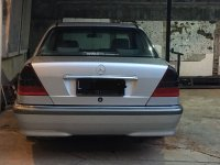 Mercedes-Benz C Class: C230 ellegance A/T 1998 (02FA66CB-3E48-4333-ADFE-B6FF6C29C4A5.jpeg)
