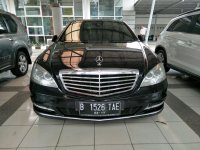 Jual Mercedes-Benz 350SL: Merc S 350L CGI Th 2013 Apik Mulus Langsung Hub Ratna