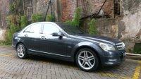 Mercedes-Benz C Class: Mercedes benz C200 grey tenorite on brown (5563289E-DE89-4986-B5DB-EB09D24DC702.jpeg)