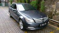 Mercedes-Benz C Class: Mercedes benz C200 grey tenorite on brown (AC92BF51-D810-4D90-88E3-A818773AC058.jpeg)