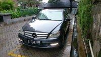 Mercedes-Benz C Class: Mercedes benz C200 grey tenorite on brown (06611F87-3601-4571-947F-EA8B864AEB96.jpeg)