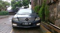 Mercedes-Benz C Class: Mercedes benz C200 grey tenorite on brown (16FD8034-0E54-492D-BB8C-49F947D7AE6D.jpeg)