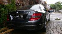 Mercedes-Benz C Class: Mercedes benz C200 grey tenorite on brown (32B5FCC7-8838-48BE-8189-3D1A085C6253.jpeg)