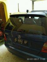Mercedes-Benz A Class: Dijual Mercy A 140 Clasic Th 2000 (2.jpg)