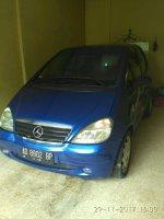 Mercedes-Benz A Class: Dijual Mercy A 140 Clasic Th 2000 (11.jpg)