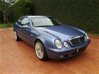 Jual Mercedes-Benz CLK320 Coupe 1998 Langka