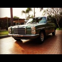 280E: Mercedes-Benz Mini 280 W114 1975 MINT CONDITION (6.jpg)