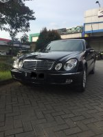 Jual Mercedes-Benz E Class: E280 7G-Tronic 2007 hitam lowKM