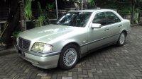 Mercedes-Benz C Class: Jual Mercedes Benz C200 th 95