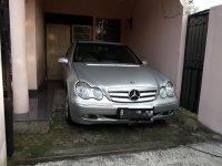 Mercedes-Benz C Class: Dijual Mercedes Benz c240