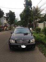 Jual Mercedes-Benz C Class: Mercy C 240 elegance