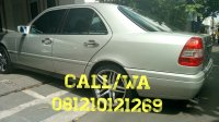 Mercedes-Benz C Class: Mercy C200 th 97,warna silver metalik,automatik (1518699643117.jpg)