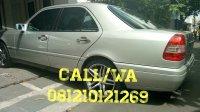Mercedes-Benz C Class: Mercy C200 th 97,warna silver metalik,automatik (1518699643117.jpg)