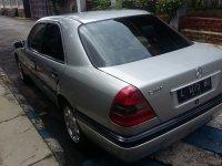 Mercedes-Benz: Mau Jual MB W202 C180. Plat L Surabaya