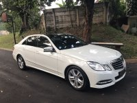 Jual Mercedes-Benz E Class: Mercedes Benz E300 AvantGarde AMG Sedan Automatic Transmission