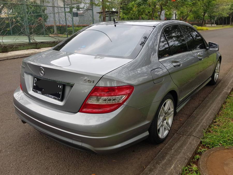 C Class: Jual Mobil Mercedez Benz C250 Avantgarde tahun ...
