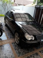 Mercedes-Benz C Class: Mercedes Benz C240 Sedan (IMG_2741.JPG)