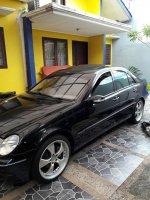 Mercedes-Benz C Class: Mercedes Benz C240 Sedan (IMG_2742.JPG)