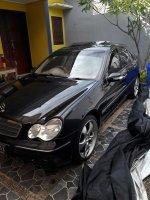 Mercedes-Benz C Class: Mercedes Benz C240 Sedan (IMG_2751.JPG)