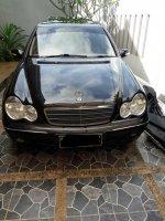Mercedes-Benz C Class: Mercedes Benz C240 Sedan (IMG_2754.JPEG)
