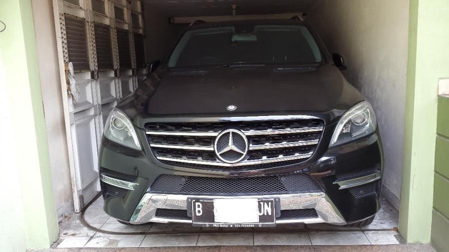 Ml Class Mercedes Benz Ml 400 Amg 2015 4 Wheels Matic
