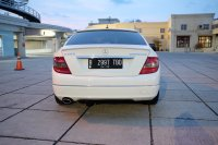 Mercedes-Benz C Class: Mercedes Benz c 200 Avantgarde CGI AVG 2008 RARE interior TDP 62 JT (IMG_1436.JPG)