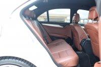 Mercedes-Benz C Class: Mercedes Benz c 200 Avantgarde CGI AVG 2008 RARE interior TDP 62 JT (IMG_1444.JPG)