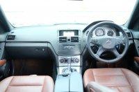 Mercedes-Benz C Class: Mercedes Benz c 200 Avantgarde CGI AVG 2008 RARE interior TDP 62 JT (IMG_1446.JPG)
