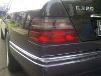 Mercedes-Benz E Class: mercedes Benz, W124, E320, 1995, SPORTLINE type (sportline4.jpg)