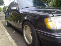 Mercedes-Benz E Class: mercedes Benz, W124, E320, 1995, SPORTLINE type (sportline6.jpg)
