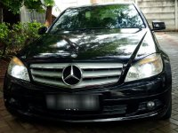 Jual Mercedes-Benz C Class: mercy c200 kompressor 2009 mulus